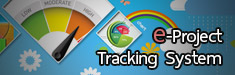 e project tracking system